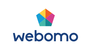 Logo for Webomo.com