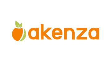 Logo for Akenza.com