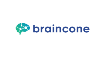 Logo for Braincone.com