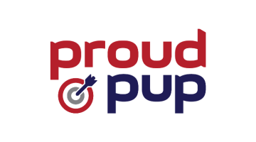 Logo for Proudpup.com