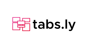 Logo for Tabs.ly