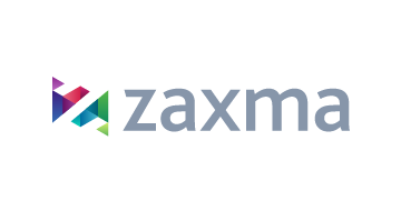 Logo for Zaxma.com