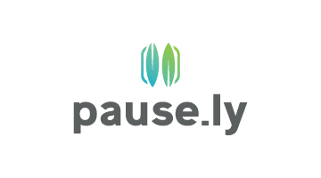 Logo for Pause.ly