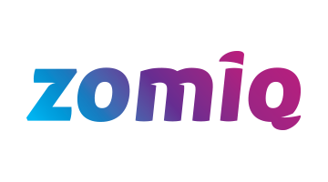 Logo for Zomiq.com