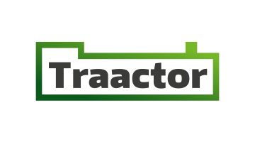 Logo for Traactor.com