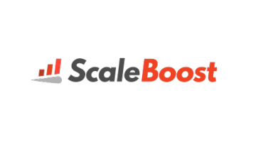 Logo for Scaleboost.com