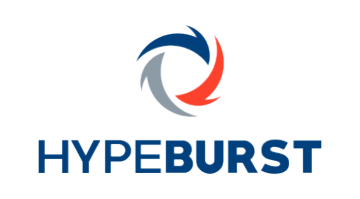 Logo for Hypeburst.com