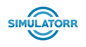 Logo for Simulatorr.com