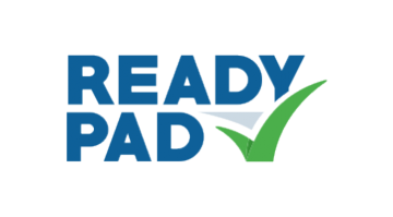 Logo for Readypad.com