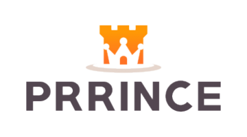 Logo for Prrince.com