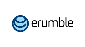 Logo for Erumble.com