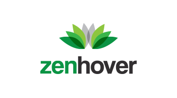 Logo for Zenhover.com