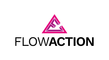 Logo for Flowaction.com