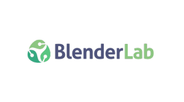 Logo for Blenderlab.com