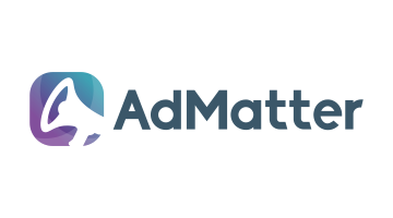 Logo for Admatter.com