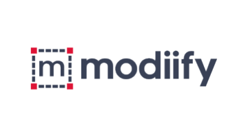 Logo for Modiify.com