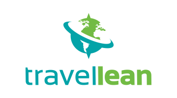 Logo for Travellean.com