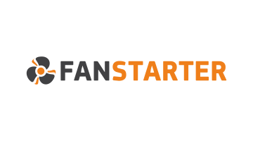 Logo for Fanstarter.com