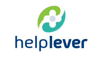 Logo for Helplever.com