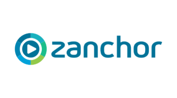 Logo for Zanchor.com