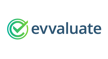 Logo for Evvaluate.com