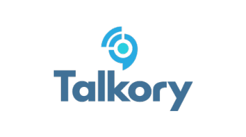 Logo for Talkory.com