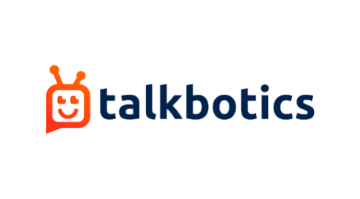 Logo for Talkbotics.com