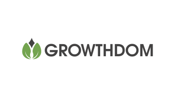 Logo for Growthdom.com