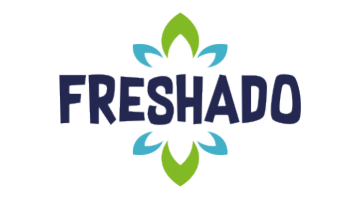 Logo for Freshado.com