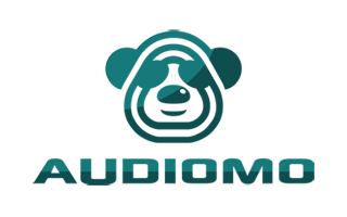 Logo for Audiomo.com