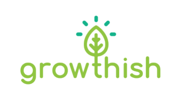 Logo for Growthish.com