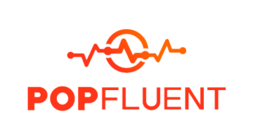 Logo for Popfluent.com