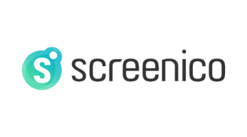 Logo for Screenico.com