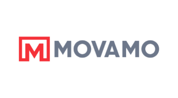 Logo for Movamo.com