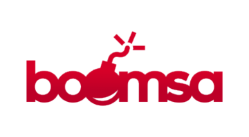 Logo for Boomsa.com