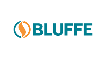 Logo for Bluffe.com