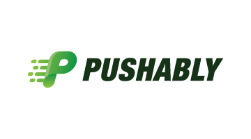Logo for Pushably.com