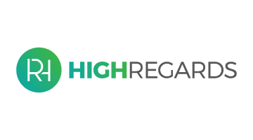 Logo for Highregards.com