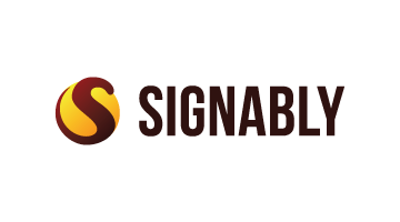 Logo for Signably.com
