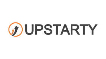 Logo for Upstarty.com