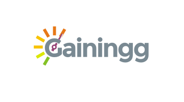 Logo for Gainingg.com