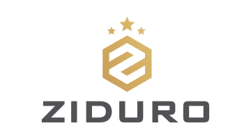 Logo for Ziduro.com
