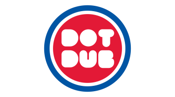 Logo for Dotdub.com