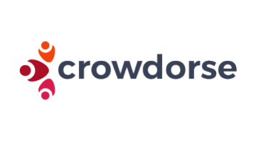 Logo for Crowdorse.com