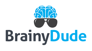 Logo for Brainydude.com