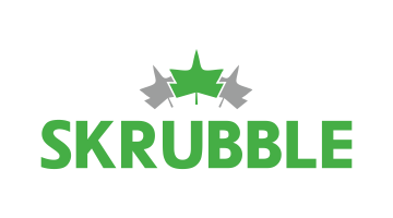 Logo for Skrubble.com