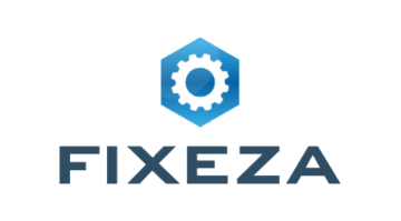 Logo for Fixeza.com