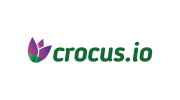 Logo for Crocus.io