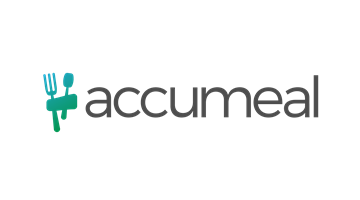 Logo for Accumeal.com