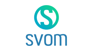 Logo for Svom.com